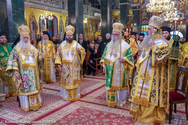 Η Βέροια εόρτασε τον Πολιούχο της Όσιο Αντώνιο το Νέο