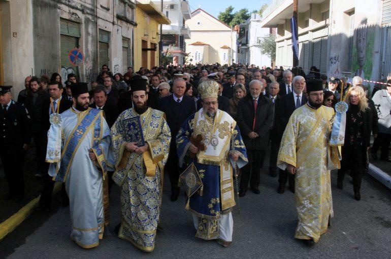 Μεσσηνίας: «Μείνετε σταθεροί στις αξίες του ελληνορθόδοξου πολιτισμού μας»