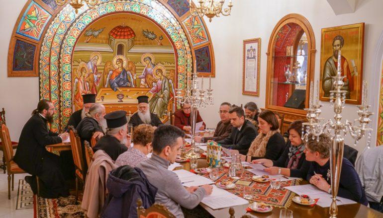 Συνάντηση για την διοργάνωση Ιατρικής Εβδομάδος στην Ι. Μ. Βεροίας