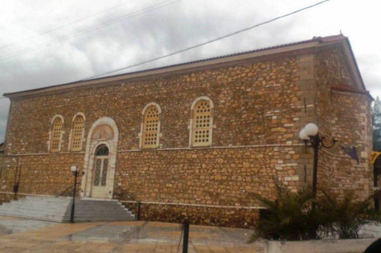 Ιερέας Κυριάκος Καλογερόπουλος – Ένας αγωνιστής από την Χώρα Τριφυλίας