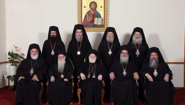 Ευχαριστίες της Ἐκκλησίας Κρήτης προς τον Οικ. Πατριάρχη