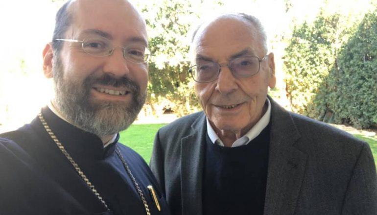 Ο Αρχιεπίσκοπος Τελμησσού Ιώβ νέος Κοσμήτορας του Σαμπεζύ