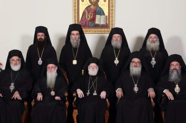 Ανακοινωθέν της Ιεράς Συνόδου Κρήτης για τις καταστροφικές πλημμύρες