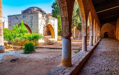 Μετατρέπεται σε μουσείο το Μοναστήρι της Αγίας Νάπας