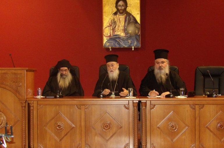 Ο Καθηγούμενος της Μονής Σταυρονικήτα ομιλητής στην Κόρινθο