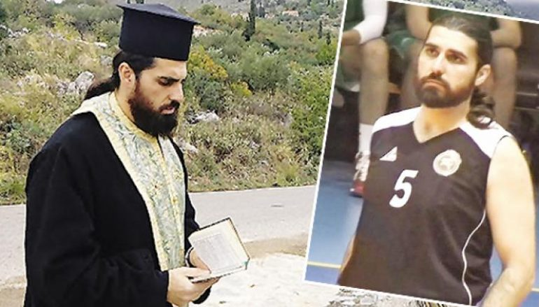 Μπασκετμπολίστας από τη Μάνη νίκησε τον καρκίνο και αφιερώθηκε στο Θεό