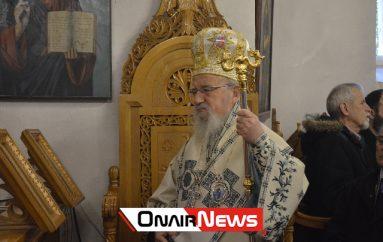 Η εορτή του Αγίου Συμεών στην Ι. Μητρόπολη Αιτωλίας