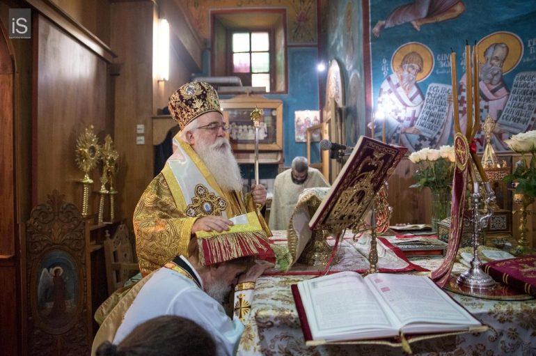 Νέος Κληρικός στην Ι. Μητρόπολη Δημητριάδος