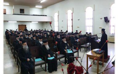 Ιερατική Σύναξη στην Ι. Μητρόπολη Πρεβέζης