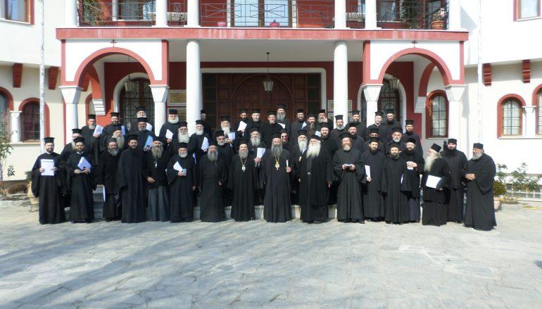 Ιερατική Σύναξη στην Ι. Μητρόπολη Ιερισσού