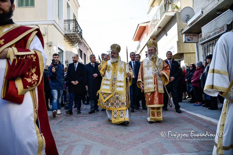 Η Πρέβεζα εόρτασε τον Πολιούχο της Άγιο Χαράλαμπο