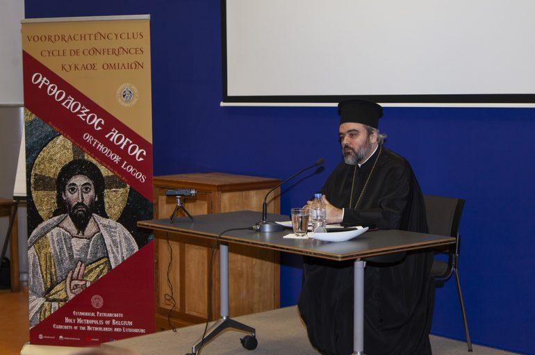 Ομιλία για τον ρόλο του Οικ. Πατριαρχείου στην Ι. Μ. Βελγίου