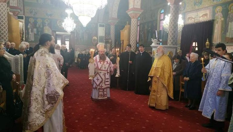 Η Χίος εόρτασε τον Άγιο Χαράλαμπο
