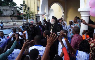 Ο Πατριάρχης Αλεξανδρείας αφίχθη στο Μπραζαβίλ
