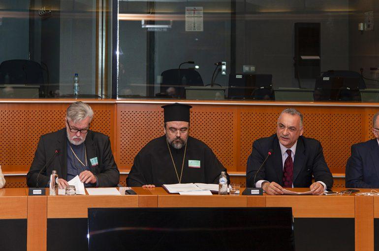 Ο ρόλος του Οικ. Πατριαρχείου σε Ορθόδοξη Εκκλησία και Ευρώπη