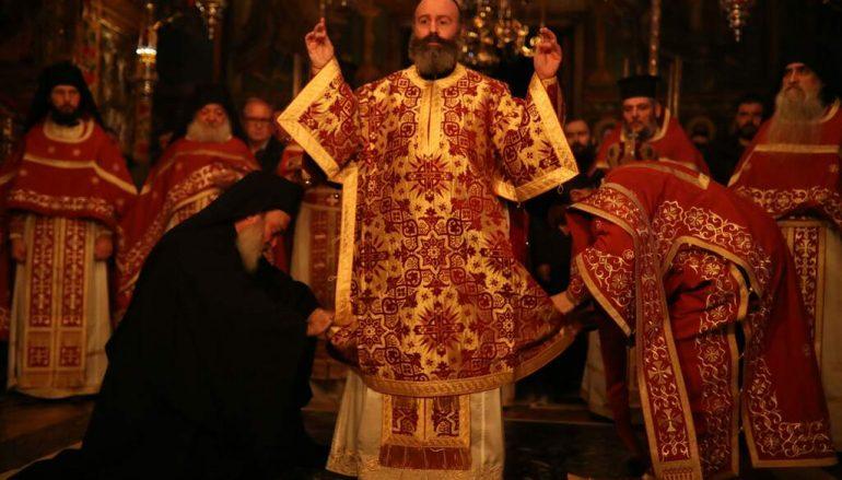 Πανήγυρις Παναγίας Παραμυθίας στην Ιερά Μονή Βατοπαιδίου