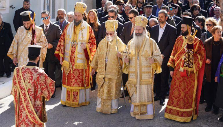 Το Ληξούρι εόρτασε τον Πολιούχο του Άγιο Χαράλαμπο