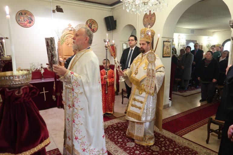 Η εορτή της Υπαπαντής του Κυρίου στο Sartrouville