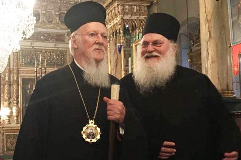 Το Κίεβο διχάζει Εκκλησία της Ελλάδος και Άγιον Όρος