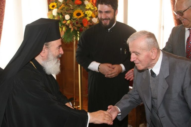 Εκοιμήθη ο αδελφός του μακαριστού Αρχιεπισκόπου Χριστοδούλου