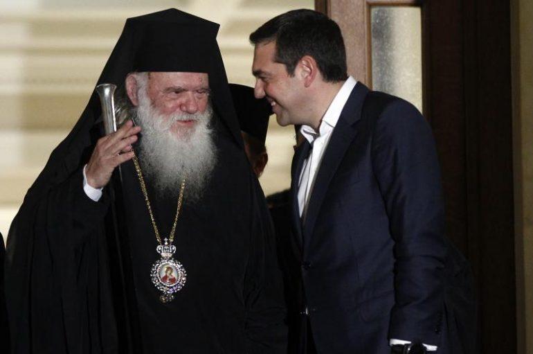 Η προεκλογική «φούσκα» περί συμφωνίας Εκκλησίας – Πολιτείας