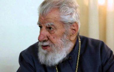 Στα χέρια του Αρχιεπισκόπου η παραίτηση του Μητροπολίτη Περιστερίου