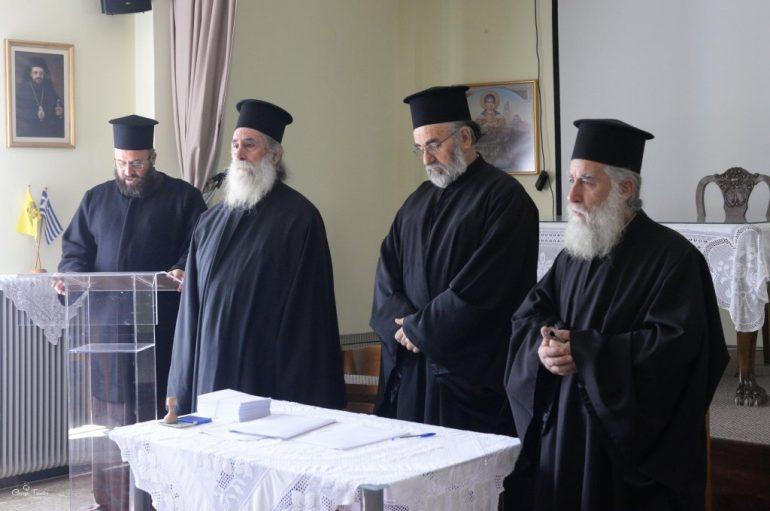 Νέο Δ.Σ. στο Ταμείο αλληλοβοήθειας Κληρικών της Ι.Μ. Μεσσηνίας