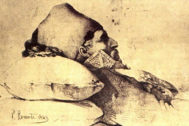 Σαν σήμερα 4 Φλεβάρη 1843 πέθανε ο «Γέρος του Μωριά», Θεόδωρος Κολοκοτρώνης