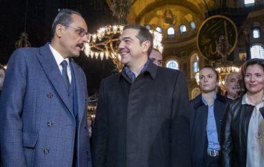 Το Οικ. Πατριαρχείο εκτιμά την επίσκεψη Τσίπρα στη Χάλκη