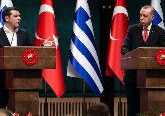 """Ερντογάν: """"Θέλετε επαναλειτουργία της Χάλκης; Ας ανοίξουμε το Φετχιγιέ τζαμί!"""