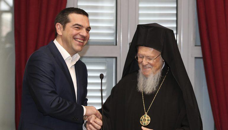 """Τσίπρας: """"Η επαναλειτουργία της Χάλκης θα αποτελέσει μήνυμα αδελφοσύνης"""""""