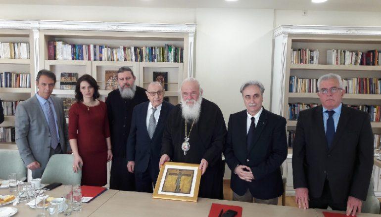 Συνεργασία για την ανάπτυξη με πρωτοβουλία του Αρχιεπισκόπου