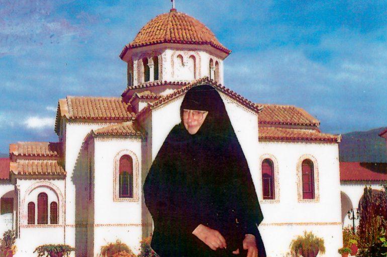 Ηγουμένη Πελαγία Κοτσώνη, Κτήτορας της Μονής Προφήτου Ιωήλ Καλαμάτας