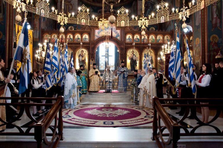 Η εορτή του Ευαγγελισμού της Θεοτόκου στην Έδεσσα
