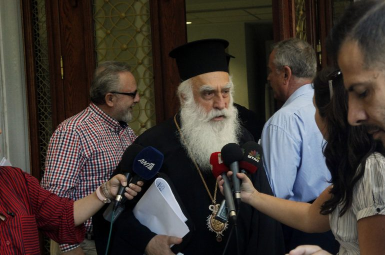 """Νέας Σμύρνης: """"Από ποιον ορίσθηκε Τοποτηρητής ο Αρχιεπίσκοπος"""""""
