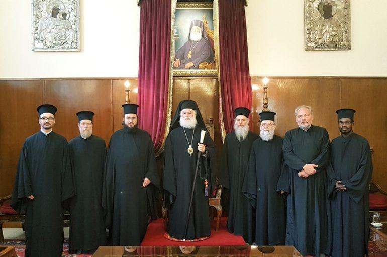Η Αλεξάνδρεια τιμά τους εν Θηβαϊδι της Αιγύπτου Αγίους
