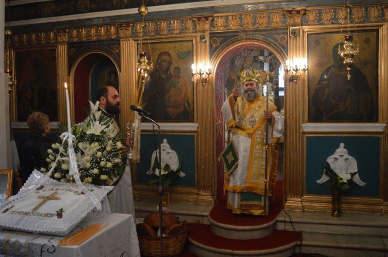 Τεσσαρακονθήμερο Μνημόσυνο του Αρχιμ. Δημητρίου Κουβαράκη