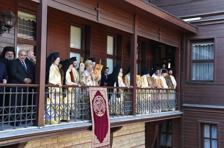 Η Κυριακή της Ορθοδοξίας στο Οικ. Πατριαρχείο