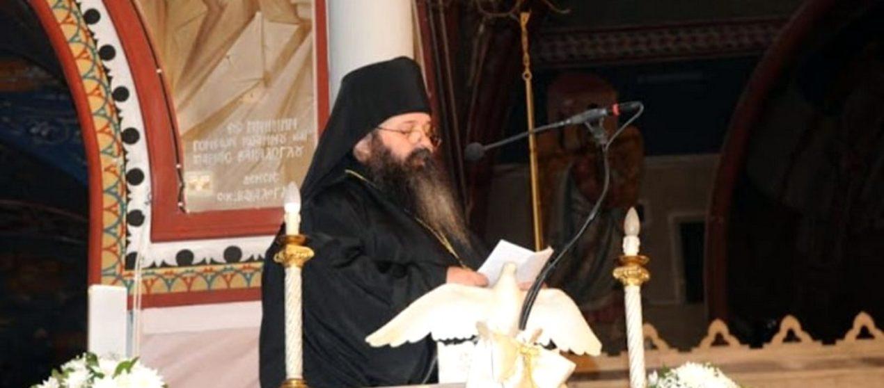 Ο Αρχιμ. Αγάπιος Δρίτσας βοηθός Επίσκοπος της Ι. Μ. Κορίνθου