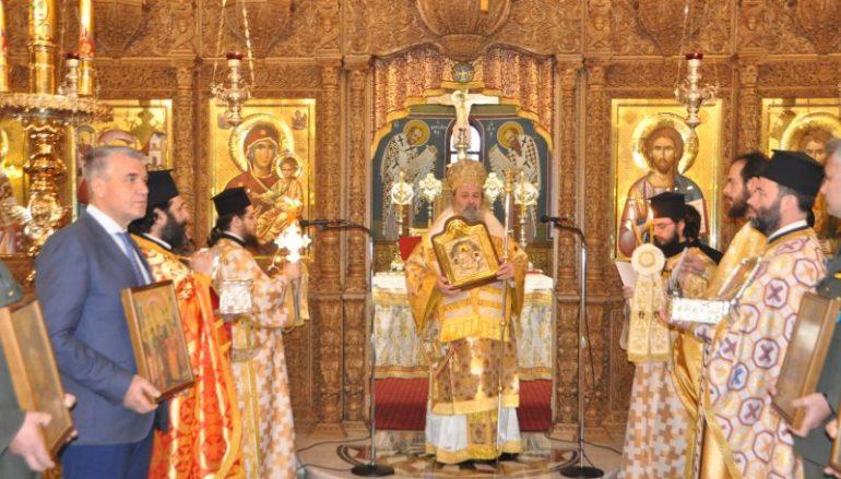 Η Κυριακή της Ορθοδοξίας στην Ι. Μητρόπολη Δράμας
