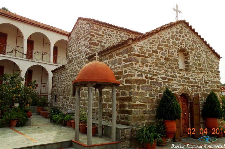 Εκοιμήθη η Ηγουμένη της Ιεράς Μονής Μάτζαρη Ευβοίας