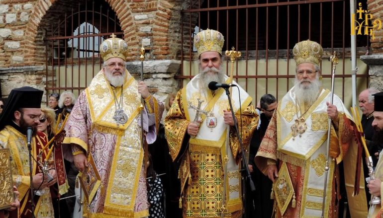 Λαμπρός ο εορτασμός της Πολιούχου Άρτας Αγίας Θεοδώρας