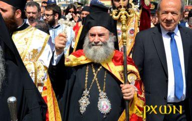 Μάνης Χρυσόστομος – Ένας χρόνος στο πηδάλιο της τοπικής Εκκλησίας
