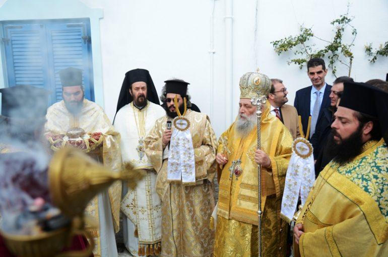 Λαμπρά η Νάξος εόρτασε τον Άγιο Νικόλαο τον Πλανά
