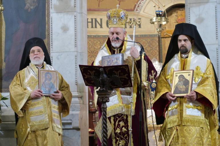 Ο εορτασμός της Κυριακής της Ορθοδοξίας στη Γαλλία
