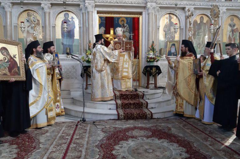Κυριακή της Ορθοδοξίας στην Ι. Μητρόπολη Λαρίσης