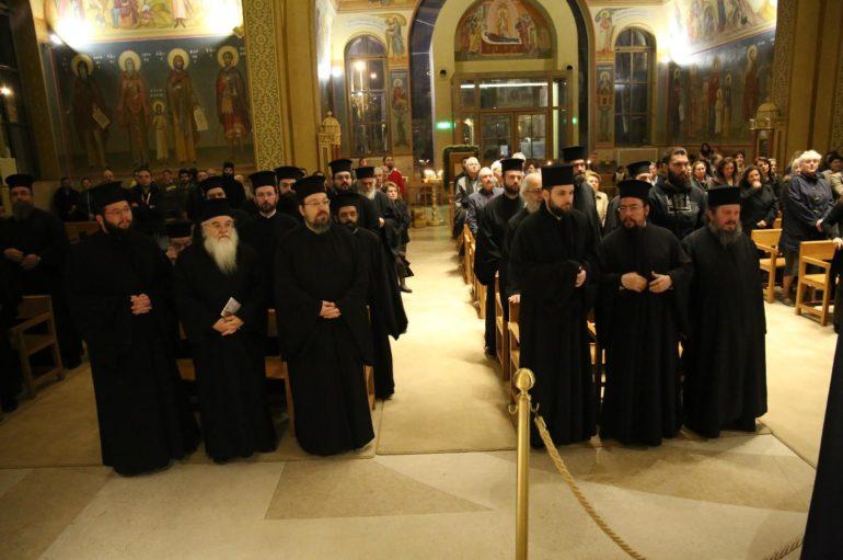 Ψήφισμα των κληρικών της Γλυφάδας υπέρ του Αρχιμ. Αλεξίου Ψωίνου