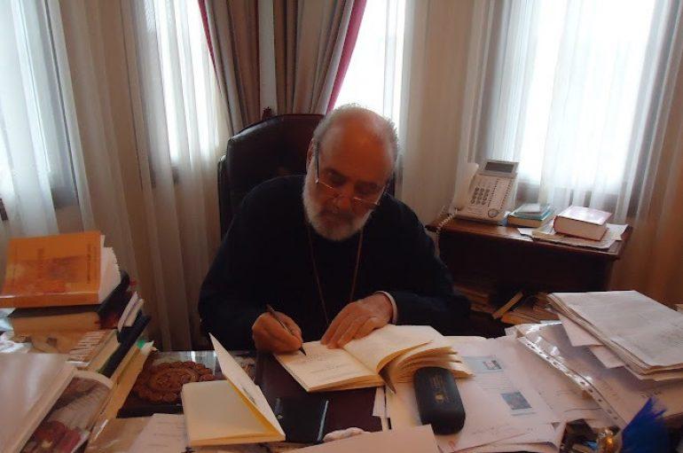 Ο Αρχιεπίσκοπος Αυστραλίας για το νόημα της νηστείας