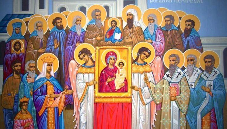Συνοδική Θ. Λειτουργία στην Αθήνα για την Κυριακή της Ορθοδοξίας