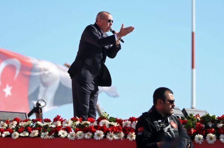 ΗΠΑ: Καταδικάζει τις «βλέψεις» του Ερντογάν για την Αγία Σοφιά